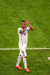 Arturo Vidal (Chile) – 37 millones de euros Foto: Getty Images