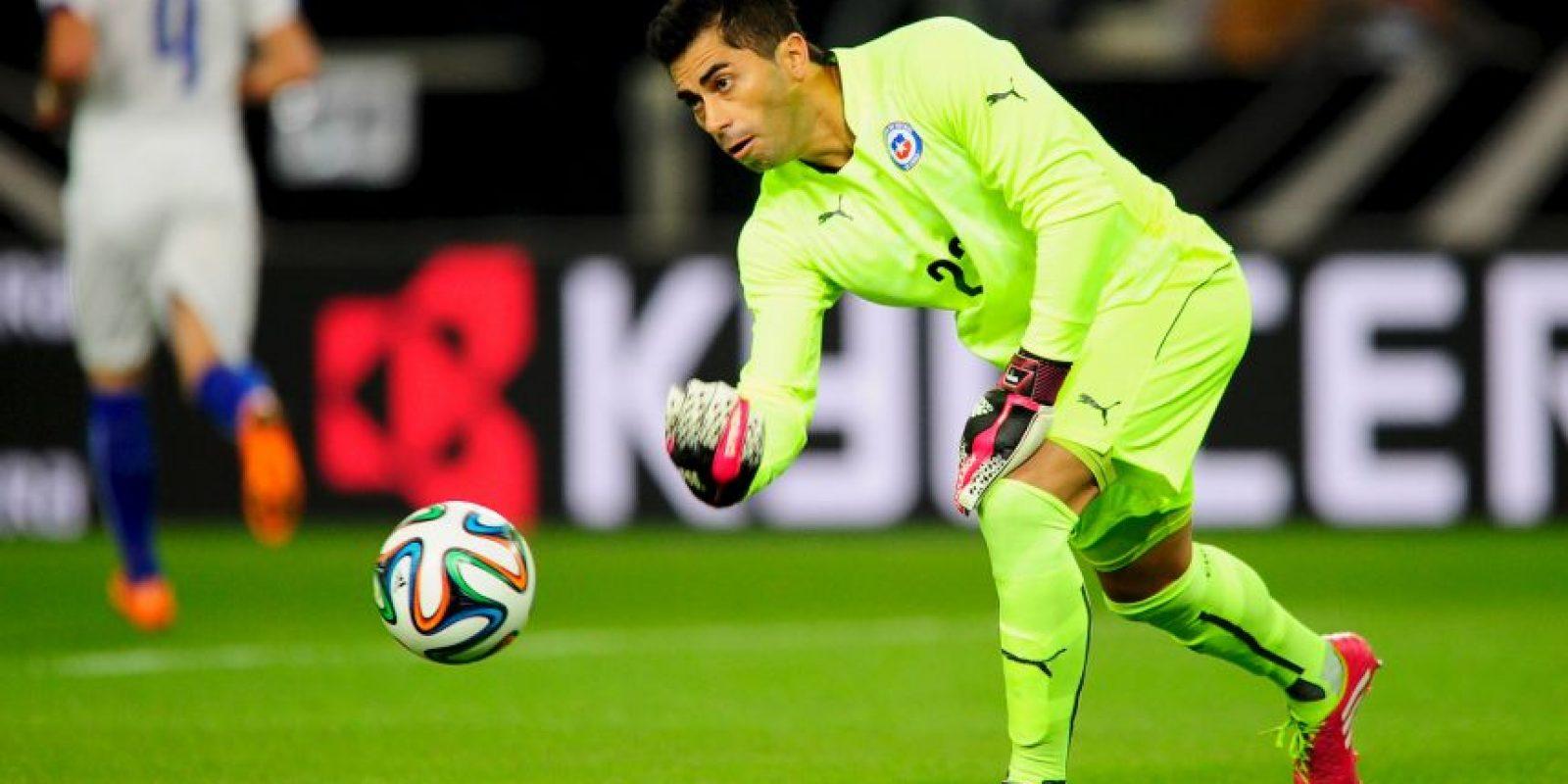 El actual campeón de Copa América tiene un promedio de edad de 28.5 años y Johnny Herrera es su jugador más longevo con 35 años Foto:Getty Images