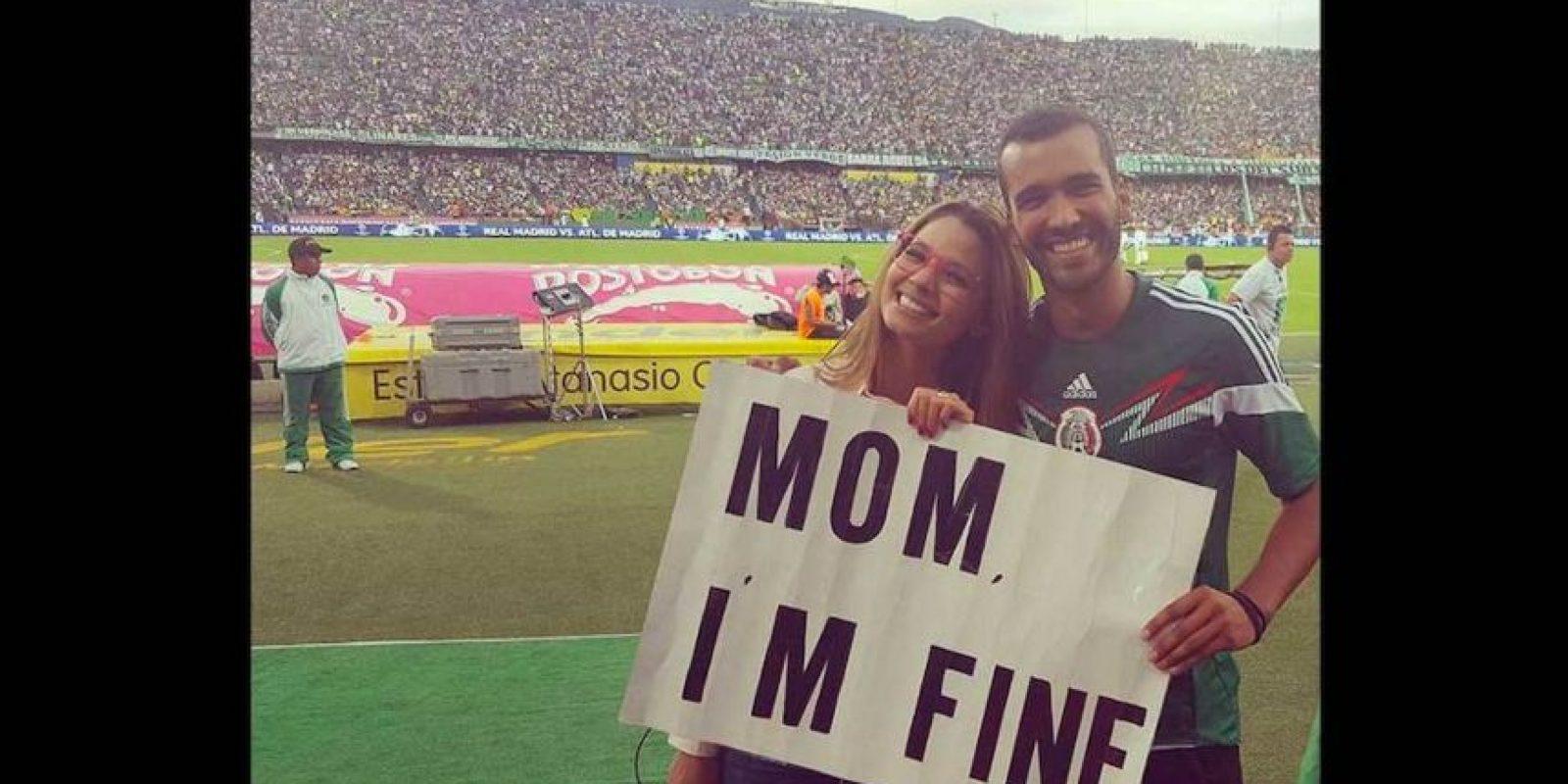 "Donde abrió su cuenta ""Momimfine"". Foto:Instagram Momimfine"