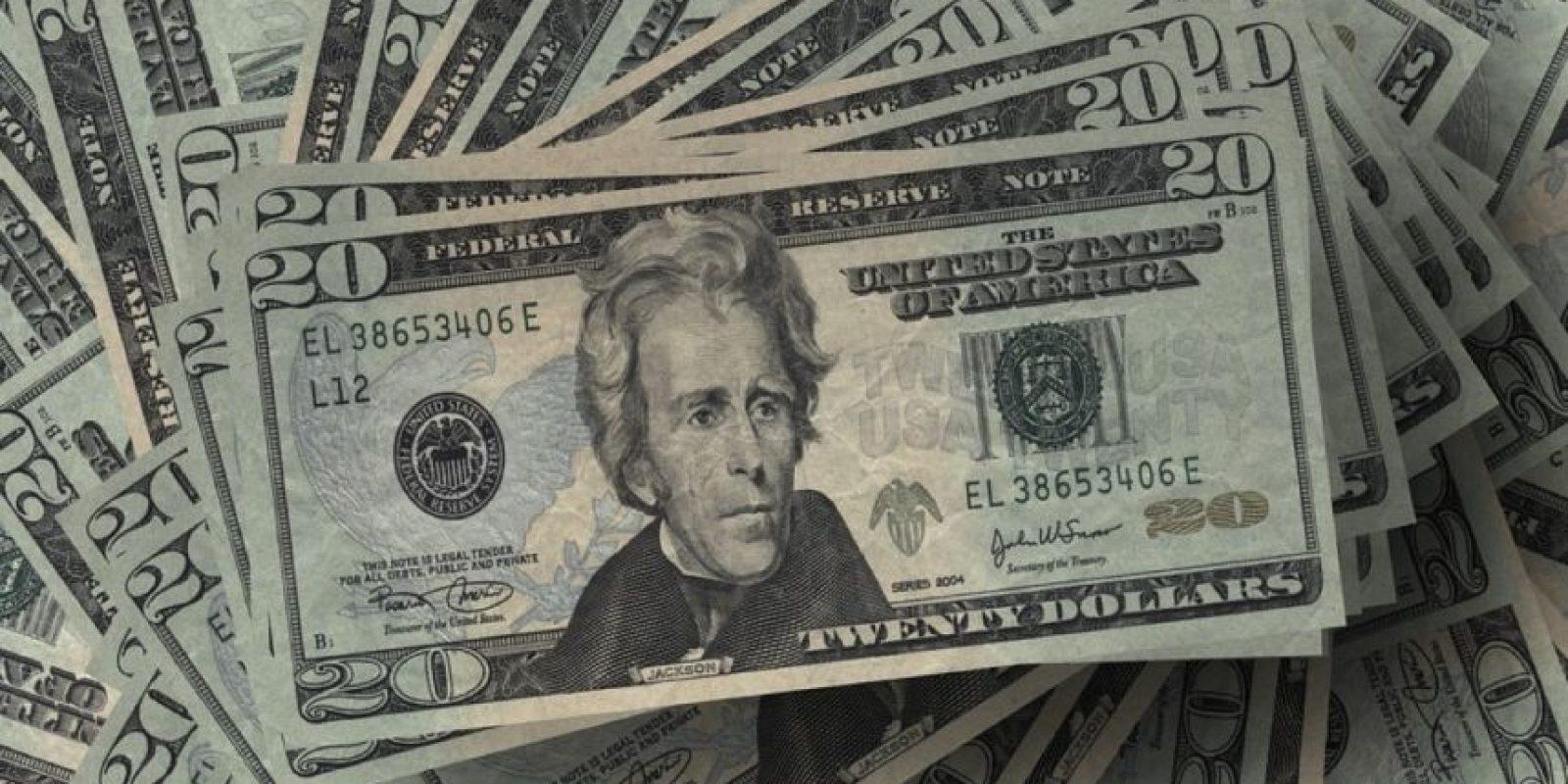 En billetes hay siete denominaciones en los que aparecen George Washington, Thomas Jefferson, Alexander Hamilton, Ulysses S. Grant, Andrew Jackson y Benjamin Franklin. Foto:pixabay.com