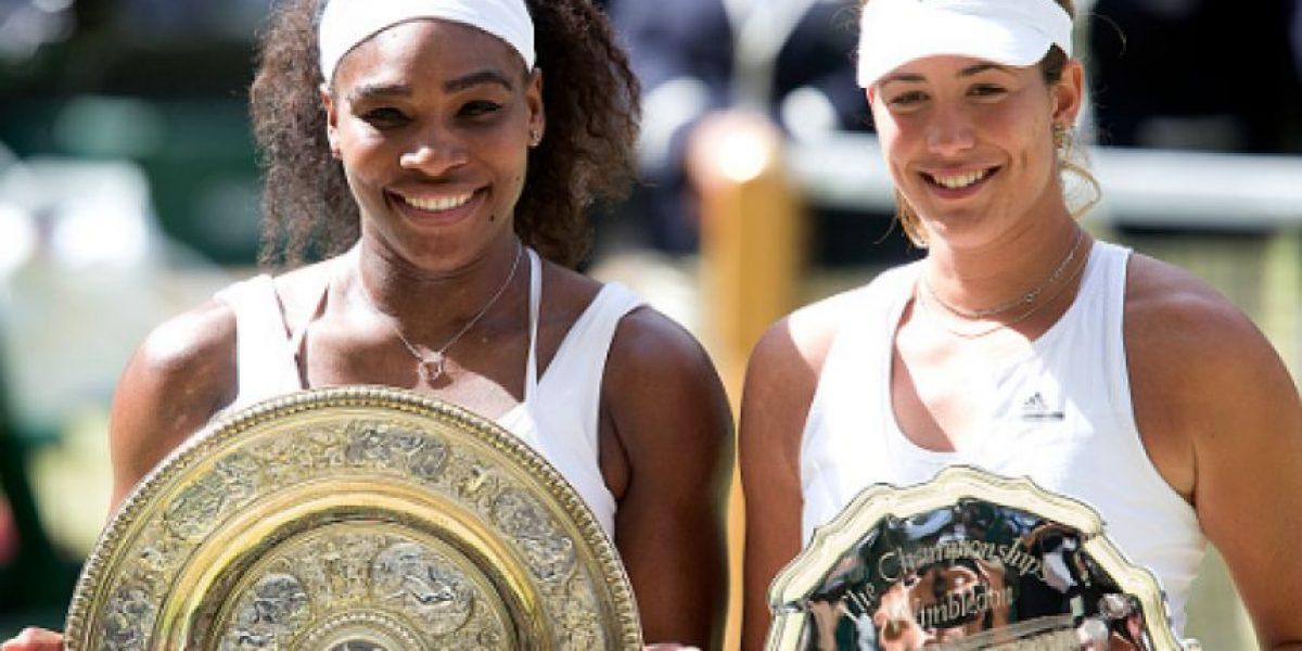 Lista la Final de mujeres en Roland Garros