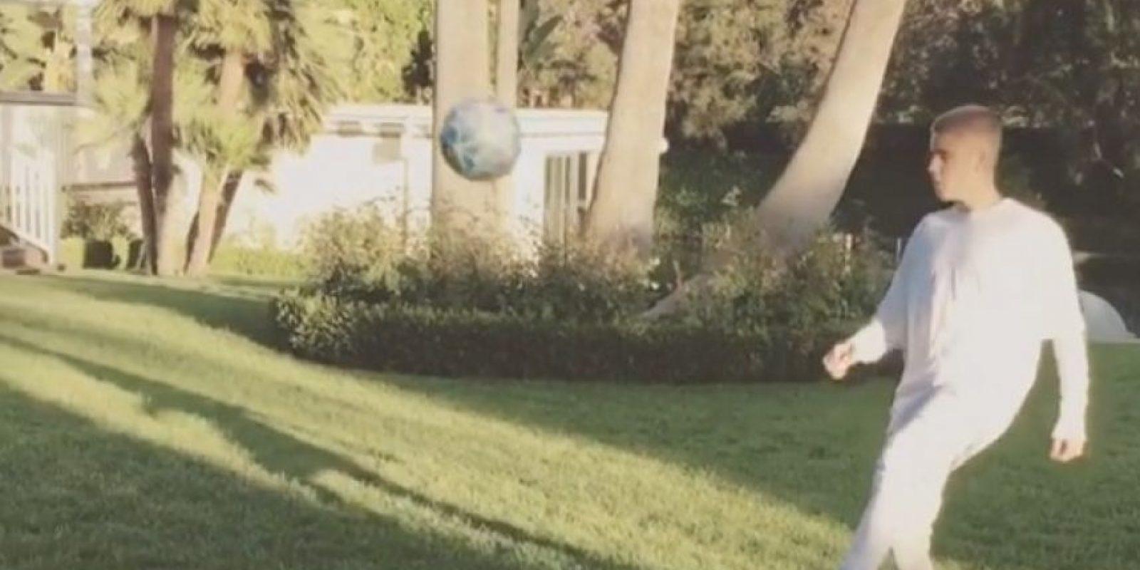 Así ha sorprendido Justin a los beliebers Foto:Vía Instagram/@justinbieber