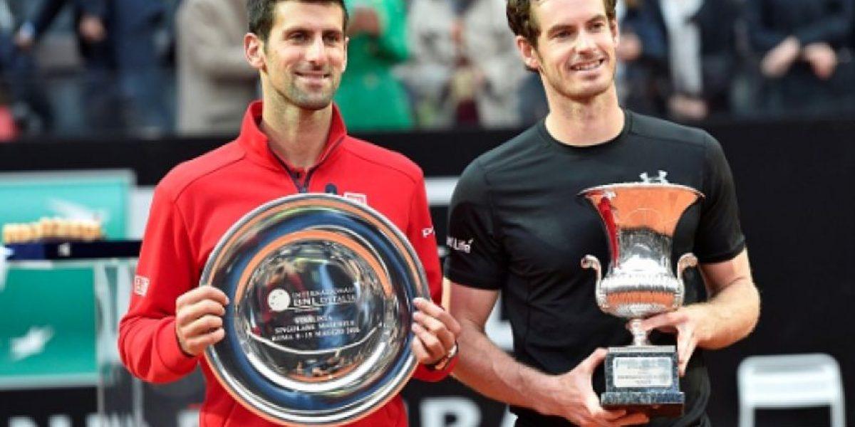 Djokovic y Murray van por el título de Roland Garros