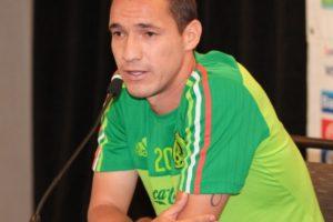 Jugadores de la Selección Mexicana expresan respeto por Uruguay Foto:Notimex