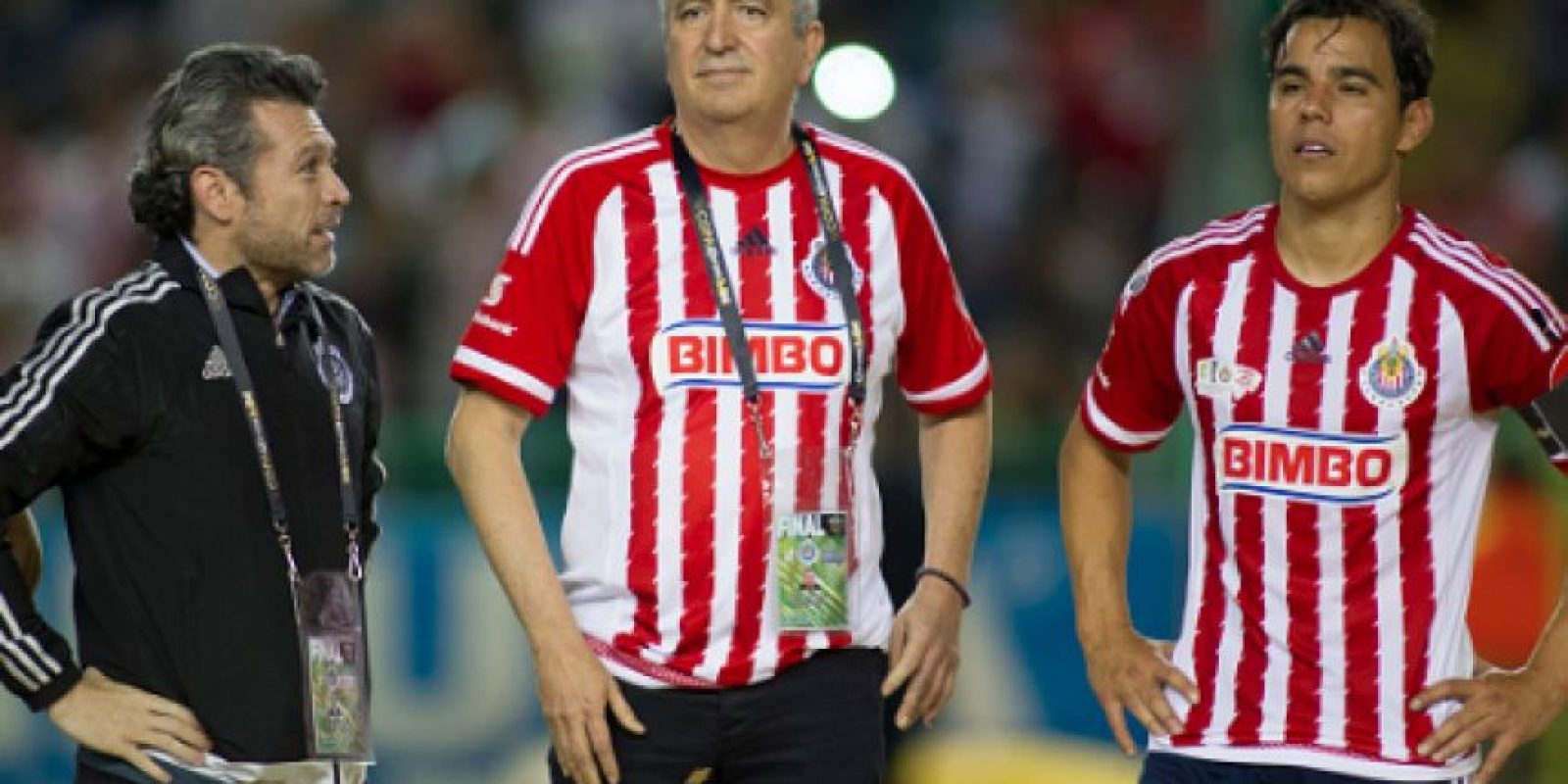 "Jorge Vergara ve a la ""Chofis"" como el nuevo ""Chicharito"" Foto: Getty Images"