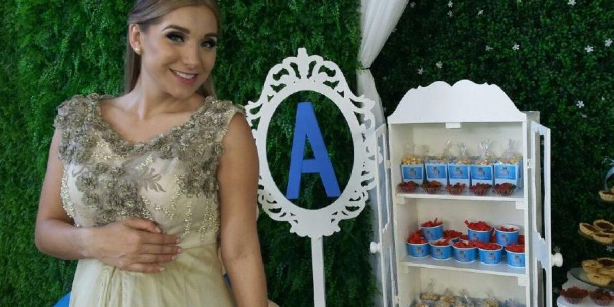 FOTOS: Marcela Mistral celebró el baby shower de Alfonso de Nigris III