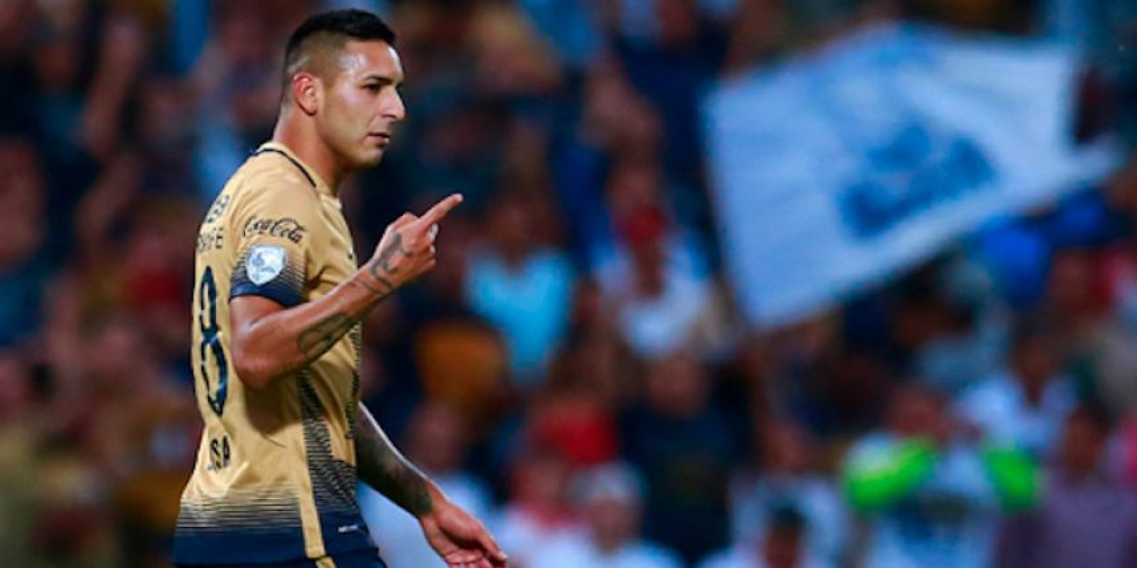 El delantero argentino vestirá los colores de Tigres para el Apertura 2016. Foto:Getty Images