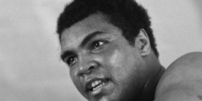 En 1964, Cassius Clay cambió su nombre a Muhammad Ali. Foto:Getty Images