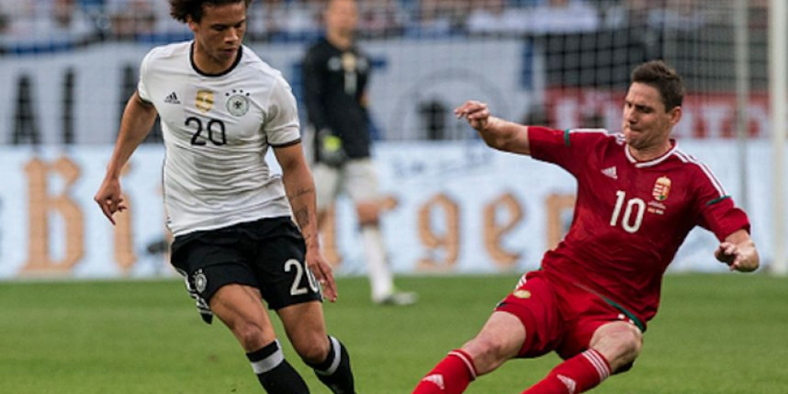 Con marcador de 2-0, los alemanes vencieron a Hungría en un partido de preparación. Foto:Getty Images