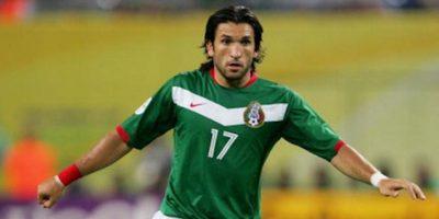 El ex seleccionado nacional opinó sobre el papel que México debe adoptar en la Copa América Centenario. Foto:Getty Images