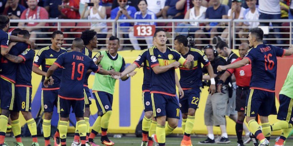 ¡Primera sorpresa! Colombia vence a EU en Copa América Centenario