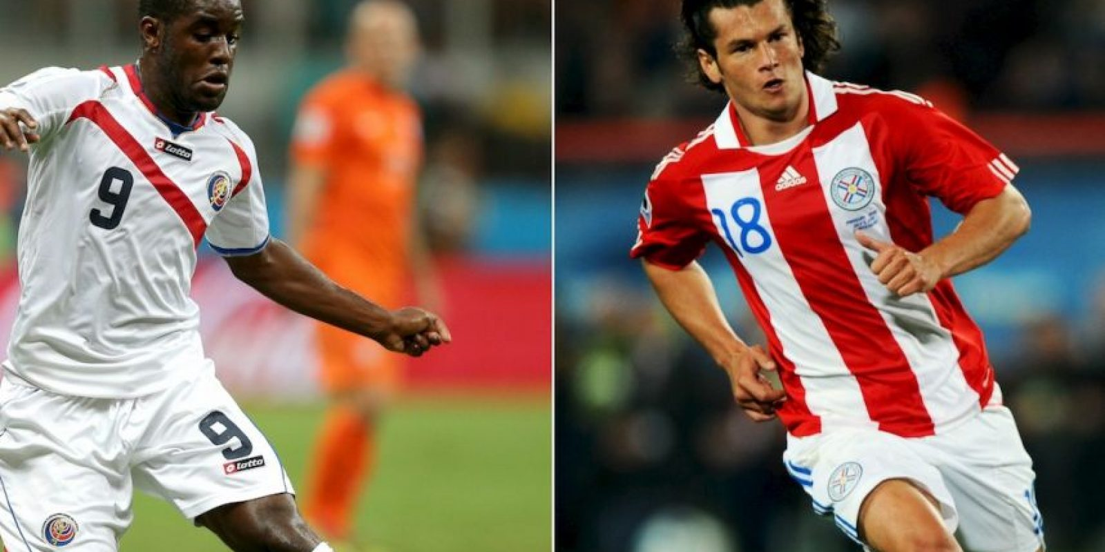 Costa Rica vs. Paraguay Foto:Getty Images