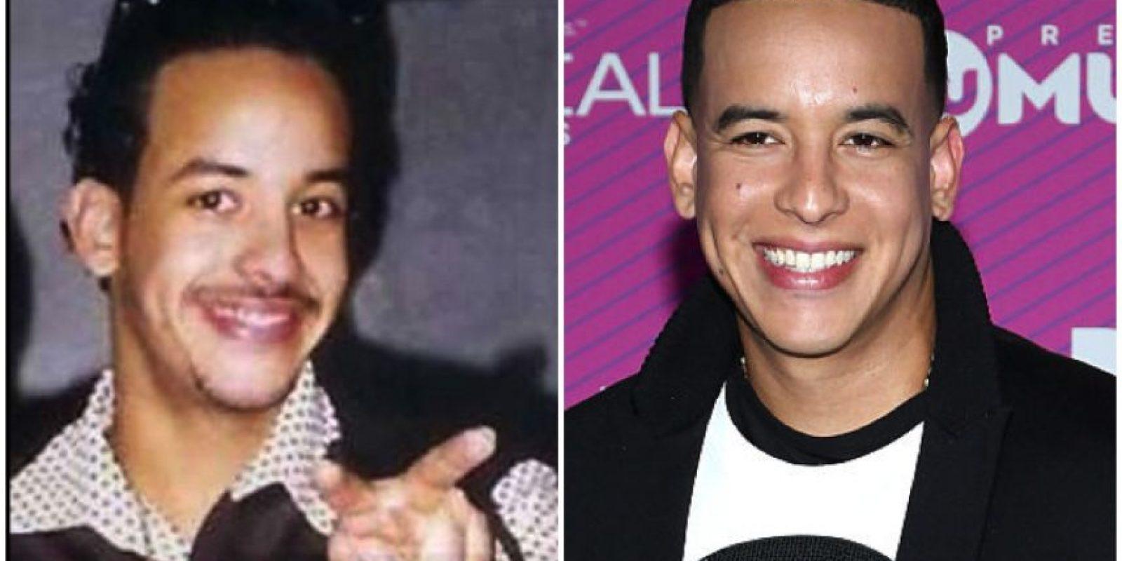 Daddy Yankee agarró un estilo de 10 Foto:Archivo/Gettyimages