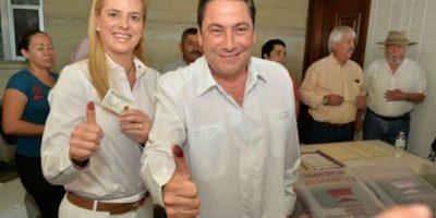 Baltazar Hinojosa Ochoa, candidato del PRI al gobierno del estado Foto:Cuartoscuro