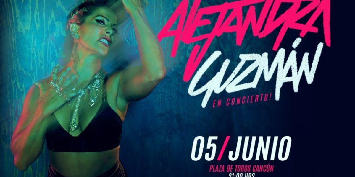 Alejandra Guzmán dará concierto gratis para los que voten