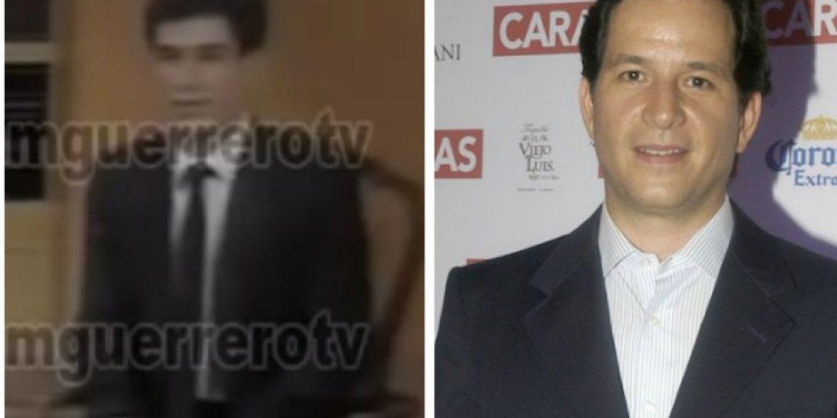 FOTO: El antes y después de Javier Alarcón