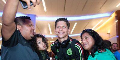 El extremo mexicano arribará al futbol alemán para la siguiente campaña. Foto:Getty Images