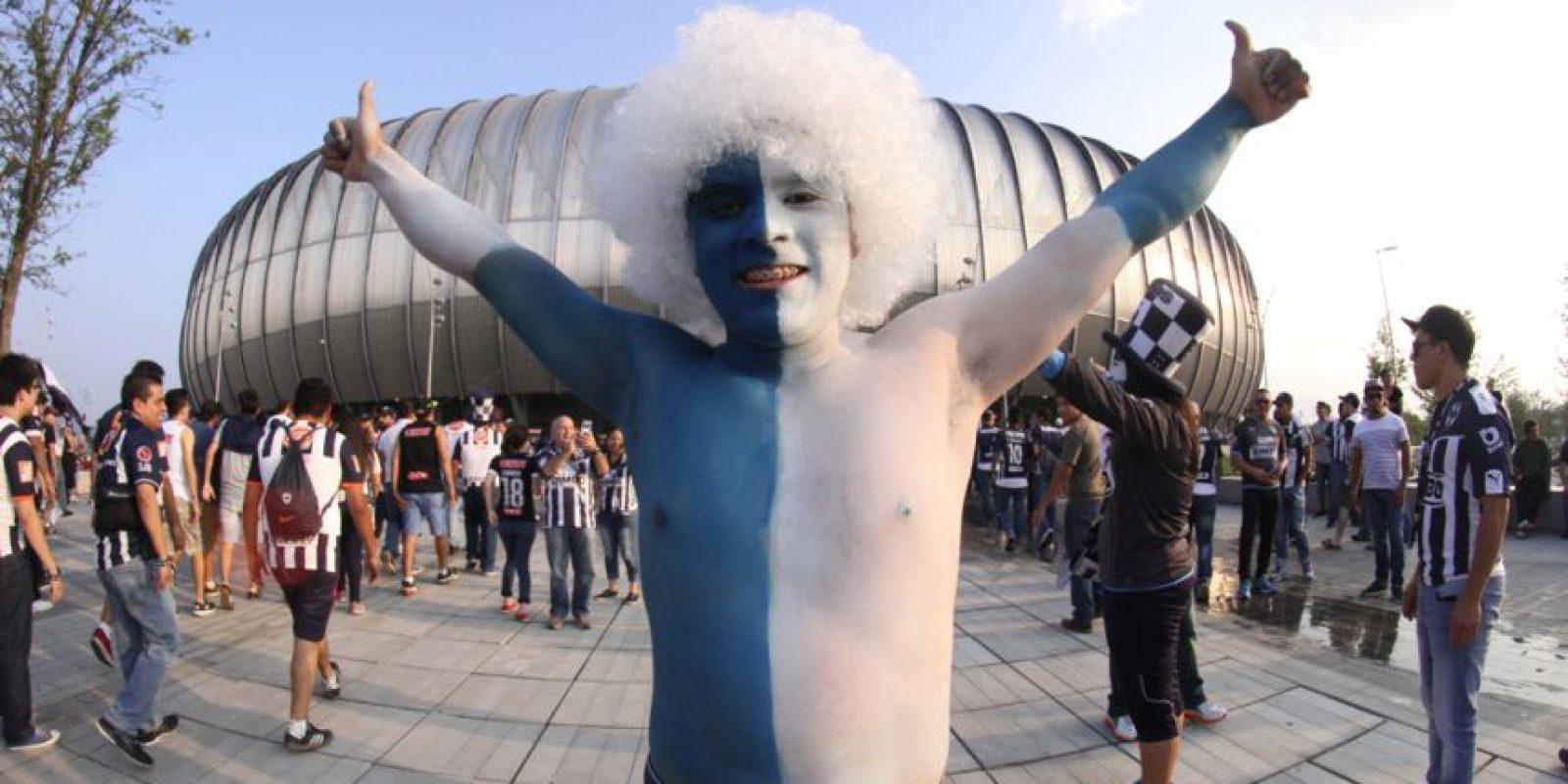 El estadio de Rayados registró la mayor asistencia en el torneo. Foto:Israel Salazar