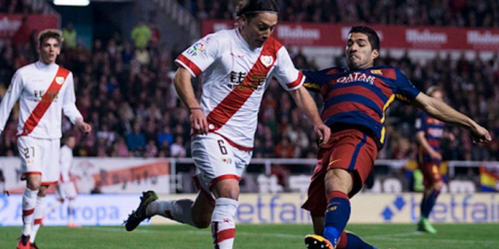 Iturra ha jugado en la Serie A y en La Liga española. Foto:Getty Images