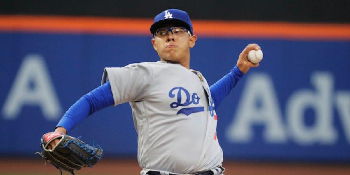 Conoce a Julio Urías, prospecto mexicano de los Dodgers de Los Ángeles