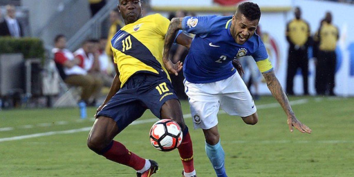 Brasil resiente las bajas y empata sin goles ante Ecuador
