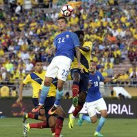 Brasil resiente las bajas y empata sin goles ante Ecuador Foto:Getty Images