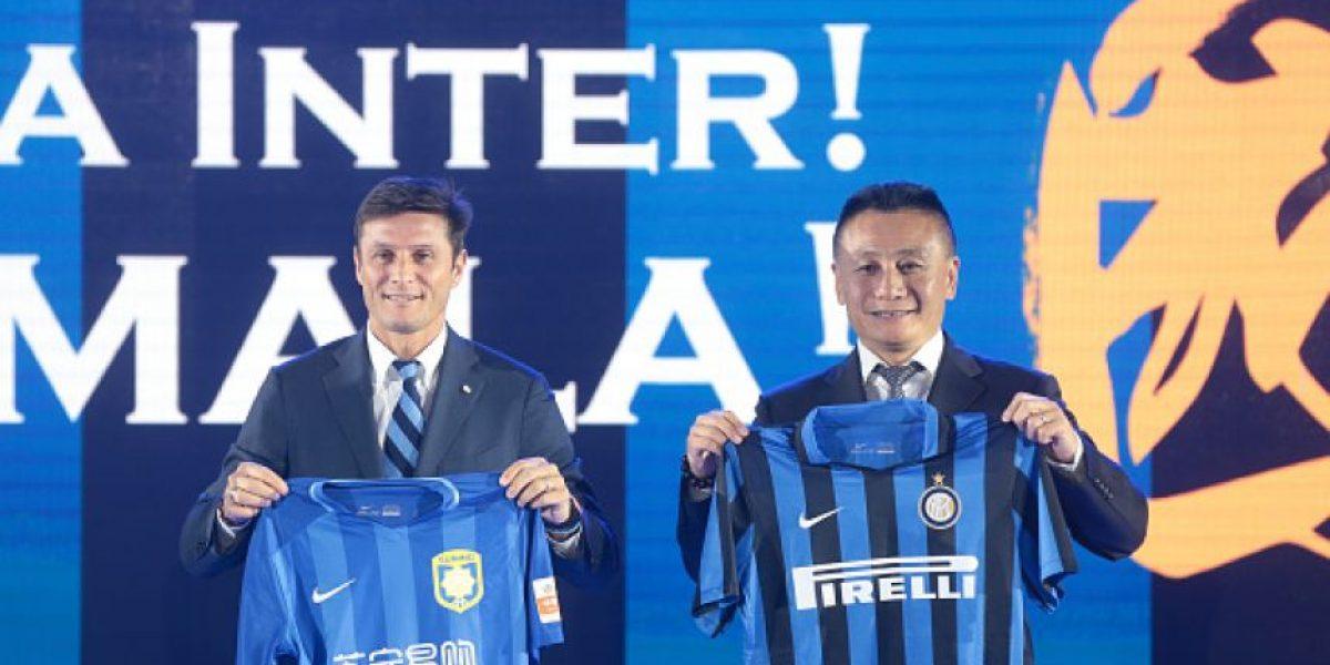 Empresa china es la nueva dueña del Inter de Milán