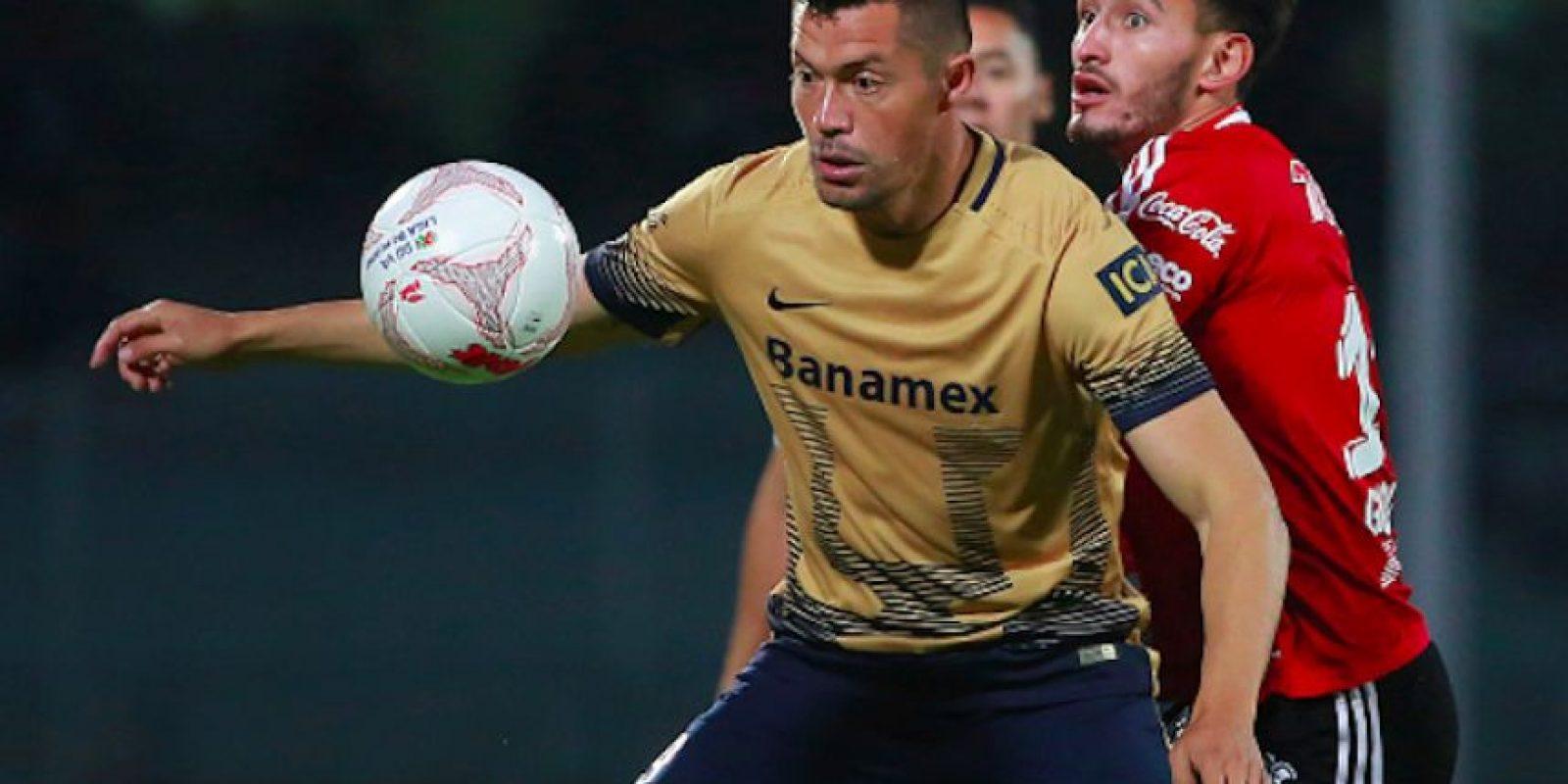 Dante López forma parte de la lista de supuestos transferibles. Foto:Getty Images
