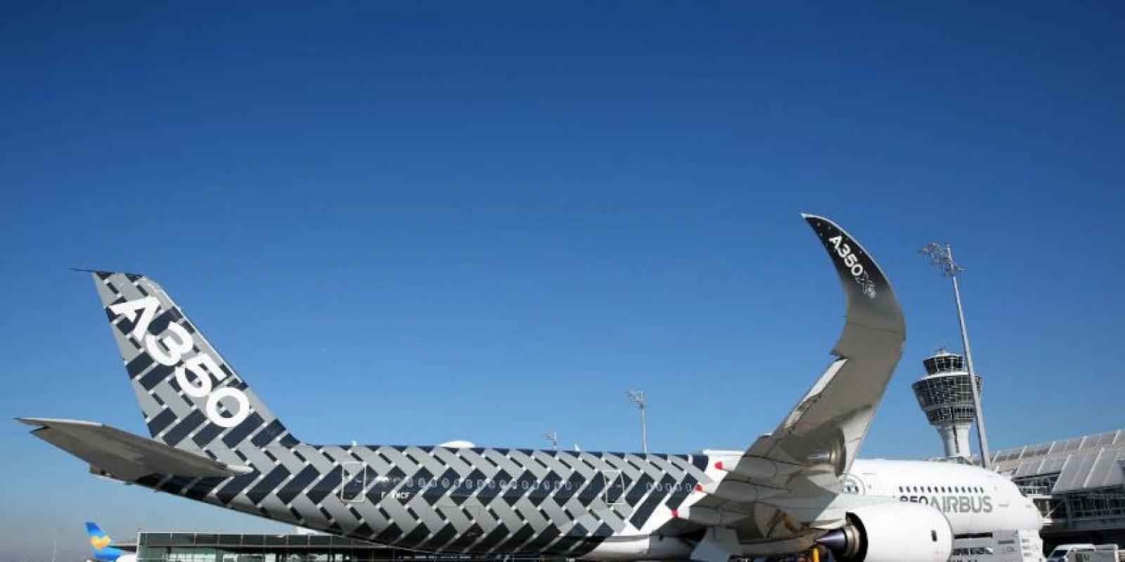 Este modelo ha causado sensación en las aerolíneas internacionales por su tamaño y clase. Las aerolíneas más importantes del mundo ya han ordenado el suyo. Foto:Getty Images