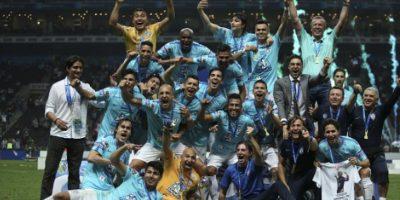 Grupo Pachuca hace oficial la compra del club Everton de Chile Foto:Getty Images