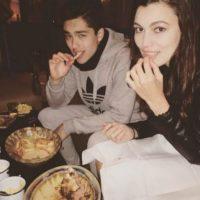 """Sergio Mayer Mori y Natália Subtil se conocieron durante las grabaciones de la película """"El Patriarca"""" Foto:Instagram"""
