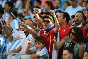 Una jornada donde los chilenos no tuvieron nada que celebrar