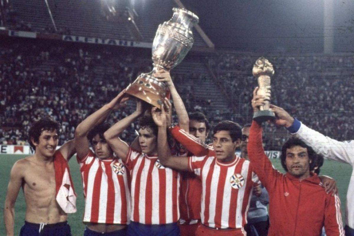 Desde que se creó el formato de Copa América y se dejó atrás el Sudamericano, Paraguay ostenta un título en 1979 Foto:AFP