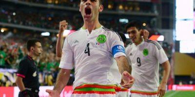 México venció a Uruguay y la polémica se instaló en la Copa América Centenario Foto:AFP