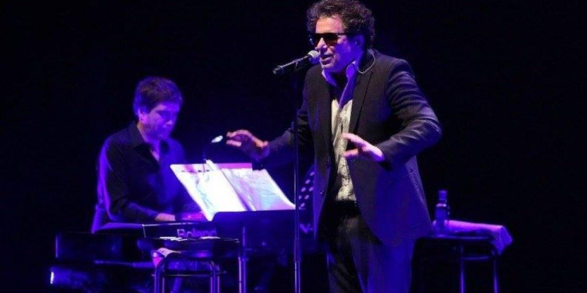 Andrés Calamaro dará un concierto acústico en el Metropolitan