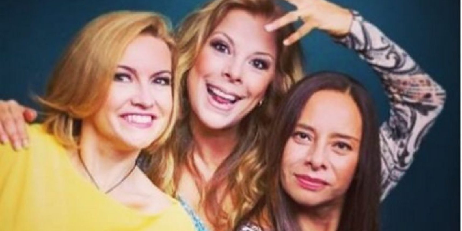 El trío agotó las fechas para su concierto en el Auditorio Nacional y van por el segundo Foto:Instagram