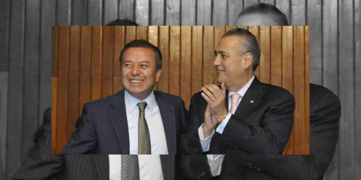 Camacho niega que derrotas del PRI en elecciones sea culpa de Beltrones