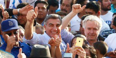 También en coalición, el panista Antonio Gali ganaría la gubernatura de Puebla. Foto:Cuartoscuro