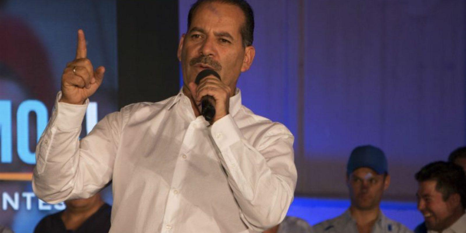PAN: Martín Orozco sería el gobernador de Aguascalientes. Foto:Cuartoscuro