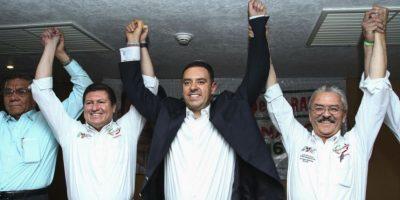 Alejandro Tello también recuperaría la gubernatura de Zacatecas para el PRI. Foto:Cuartoscuro