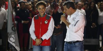 El tricolor recuperaría Oaxaca si se confirma la victoria de Alejandro Murat. Foto:Cuartoscuro