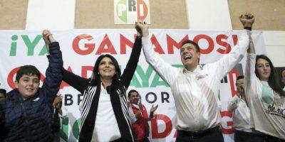 Omar Fayad retuvo la gubernatura de Hidalgo para el PRI. Foto:Cuartoscuro