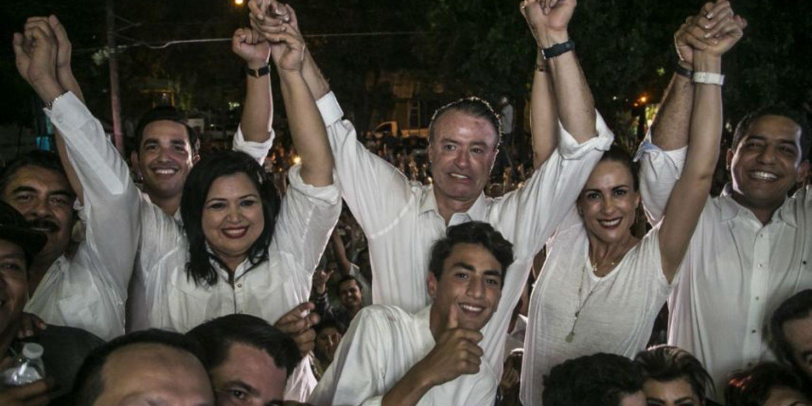 El PRI también recuperaría Sinaloa con el triunfo de Quirino Ordaz Coppel. Foto:Cuartoscuro