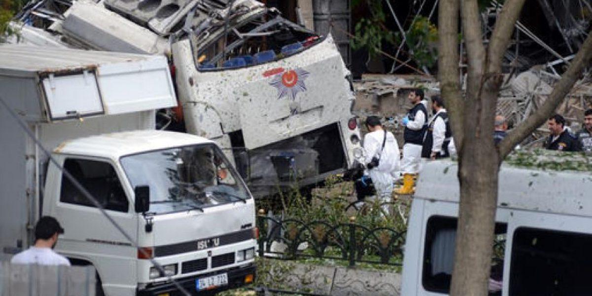UE compromete su apoyo a Turquía tras atentado terrorista