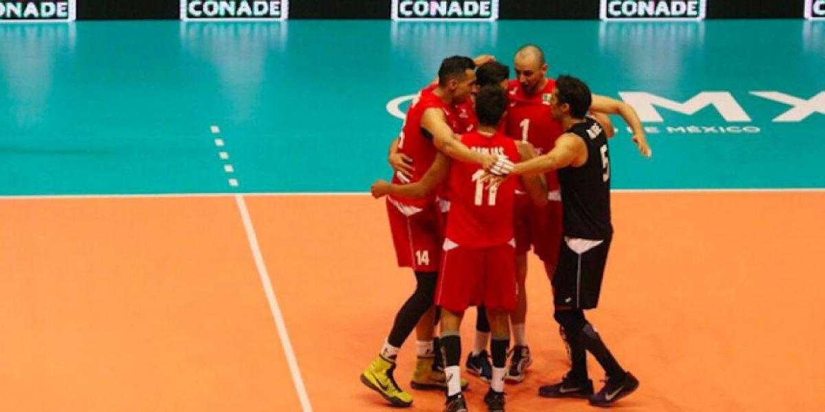 El Tri de voleibol masculino ya tiene rivales para Río 2016
