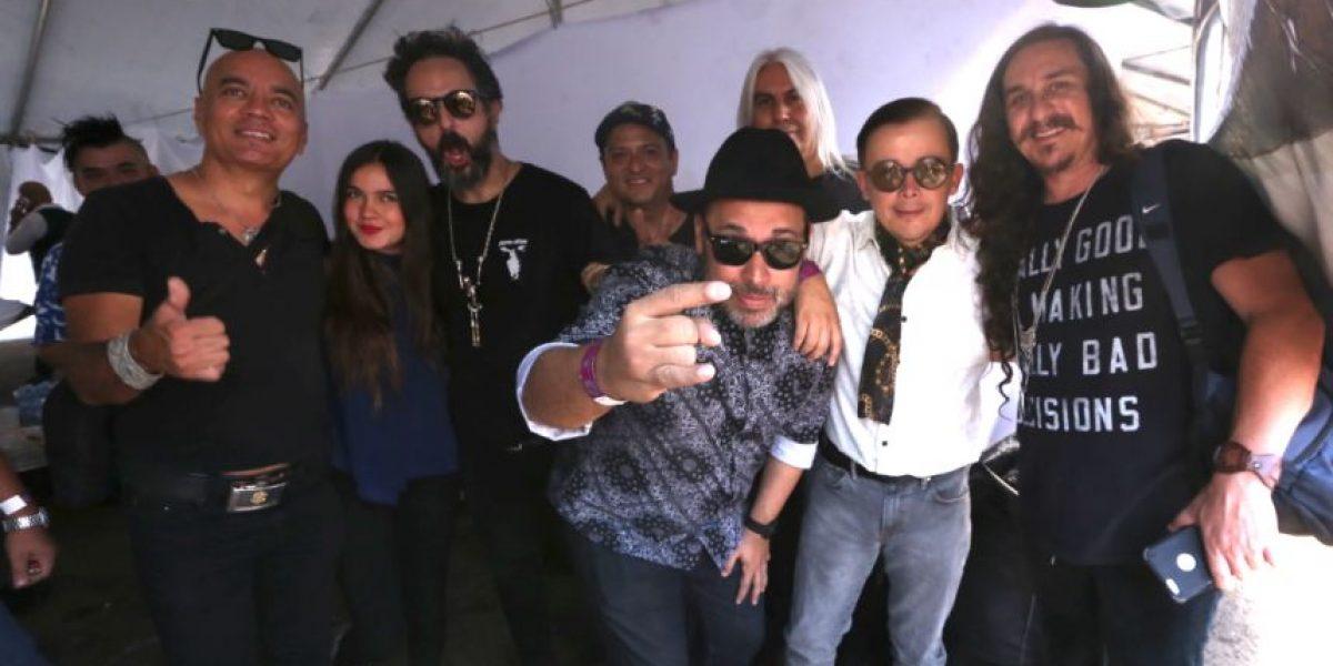 Rockeros y asistentes vivieron el Rock x la Vida en Guadalajara