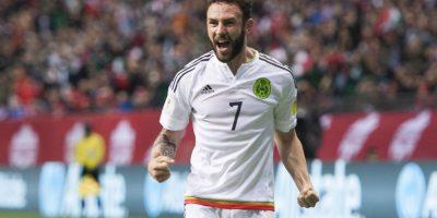 Miguel Layún (México) – 833 mil seguidores Foto:Getty Images