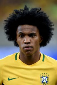 Willian (Brasil) – 3.1 millones de seguidores Foto: Getty Images