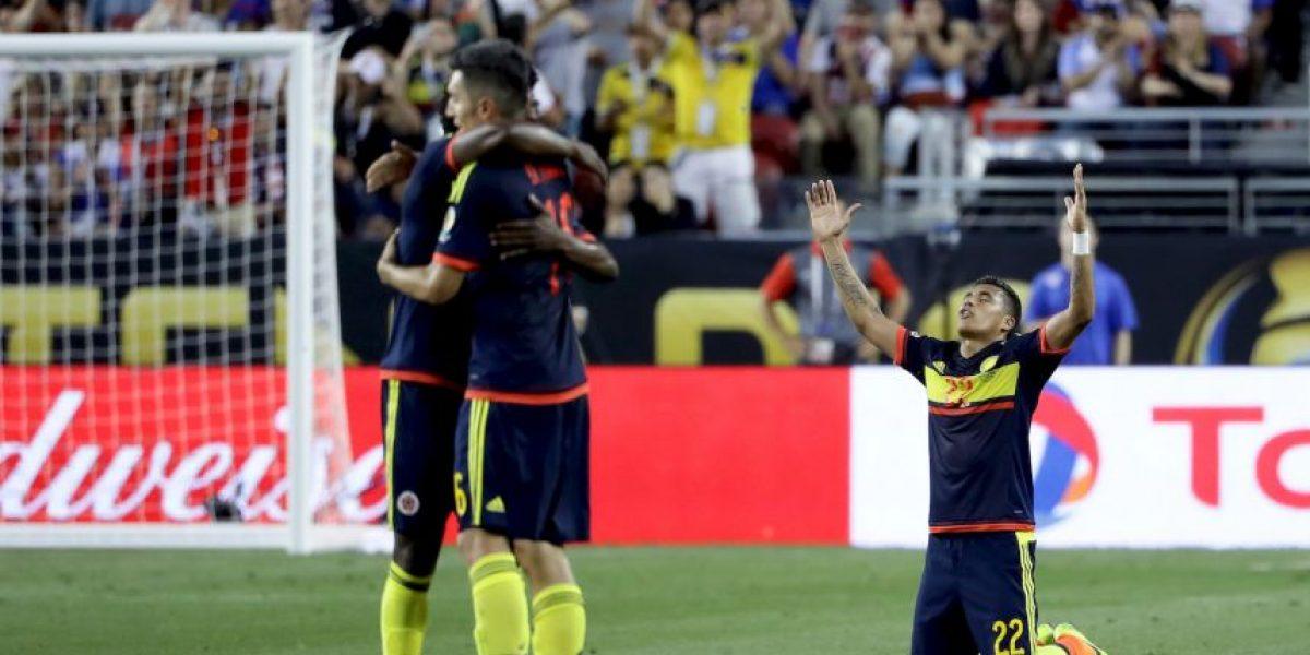 Copa América Centenario: ¿A qué hora juegan Colombia y Paraguay?
