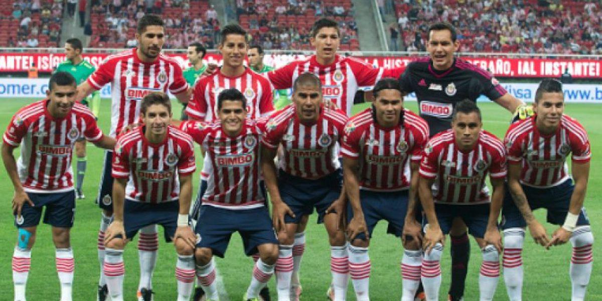 ¡Problemas para Chivas! Jugarán hasta cuatro jornadas sin seleccionados